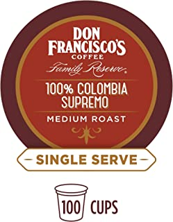 don francisco colombian coffee