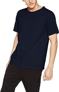 [ヘインズ] Tシャツ カラーズ Colors クルーネック 丸首 24色展開 重ね着 RECOVERJersey HM1-P101 メンズ