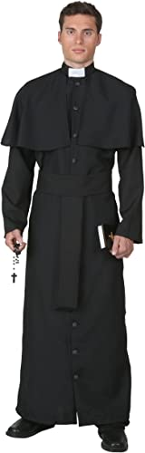 Deluxe Priest Fancy Robe costume petit
