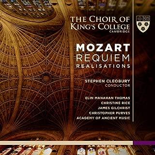 Best mozart requiem king's college cambridge Reviews