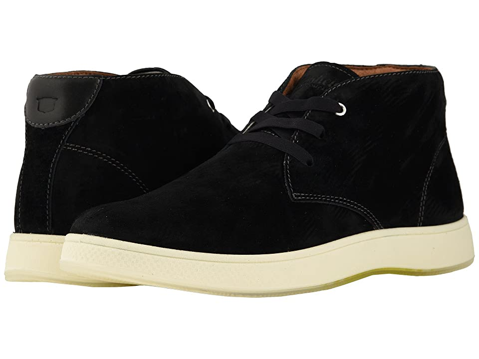 Florsheim Edge Chukka Boot (Black Nubuck) Men