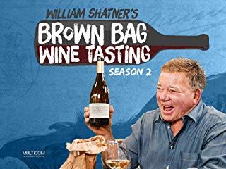 William Shatner's Brown Bag Wine Tasting
