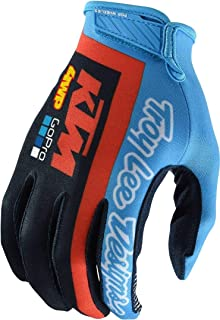 Troy Lee Designs TLD KTM Air Men's Off-Road Motorcycle Gloves - Navy/Large