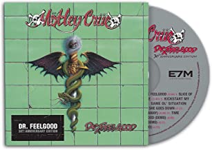 Best motley crue dr feelgood cd Reviews