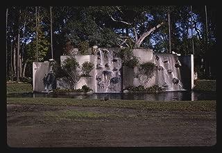 Vintography 16 x 24 Photo of Man Made Island, Plantation Falls Legendary Golf, Hilton Head Island, South Carolina 1985 Ready to Frame 06a