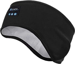 Audífonos bluetooth Lavince banda para dormir -negra