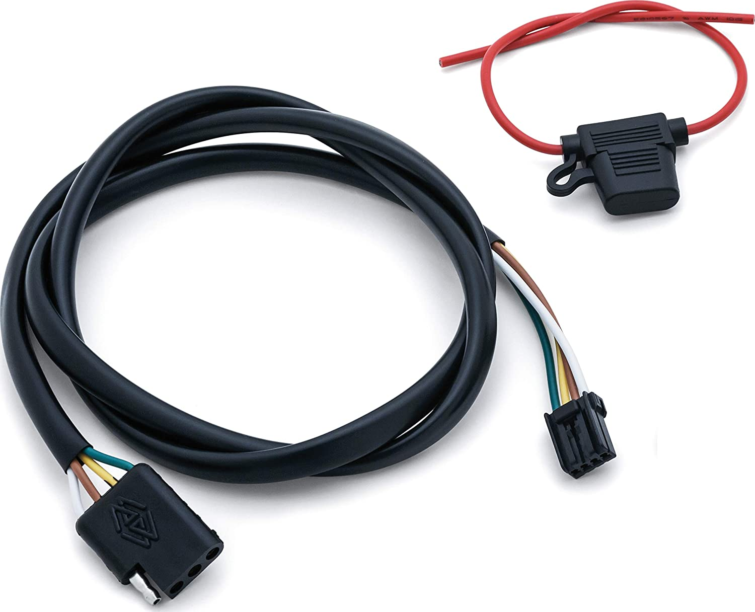 Kuryakyn 2596 Factory outlet Motorcycle Accessory: Plug Play Wiring Free shipping anywhere in the nation Trailer w