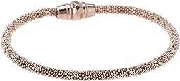 Cable Bracelet with Magnetic Closure Bracelet