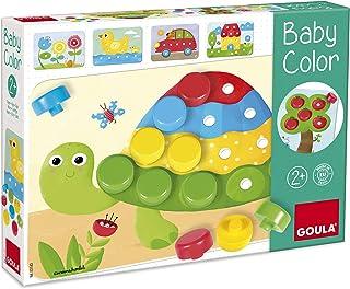Goula, Baby color, Juego preescolar a partir de 2 años
