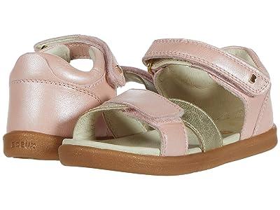 Bobux Kids I-Walk Sail (Toddler) (Seashell/Gold) Girls Shoes