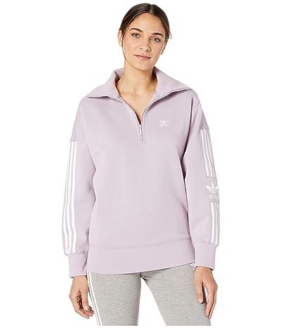 adidas Originals Lock Up Sweatshirt (Soft Vision) Women