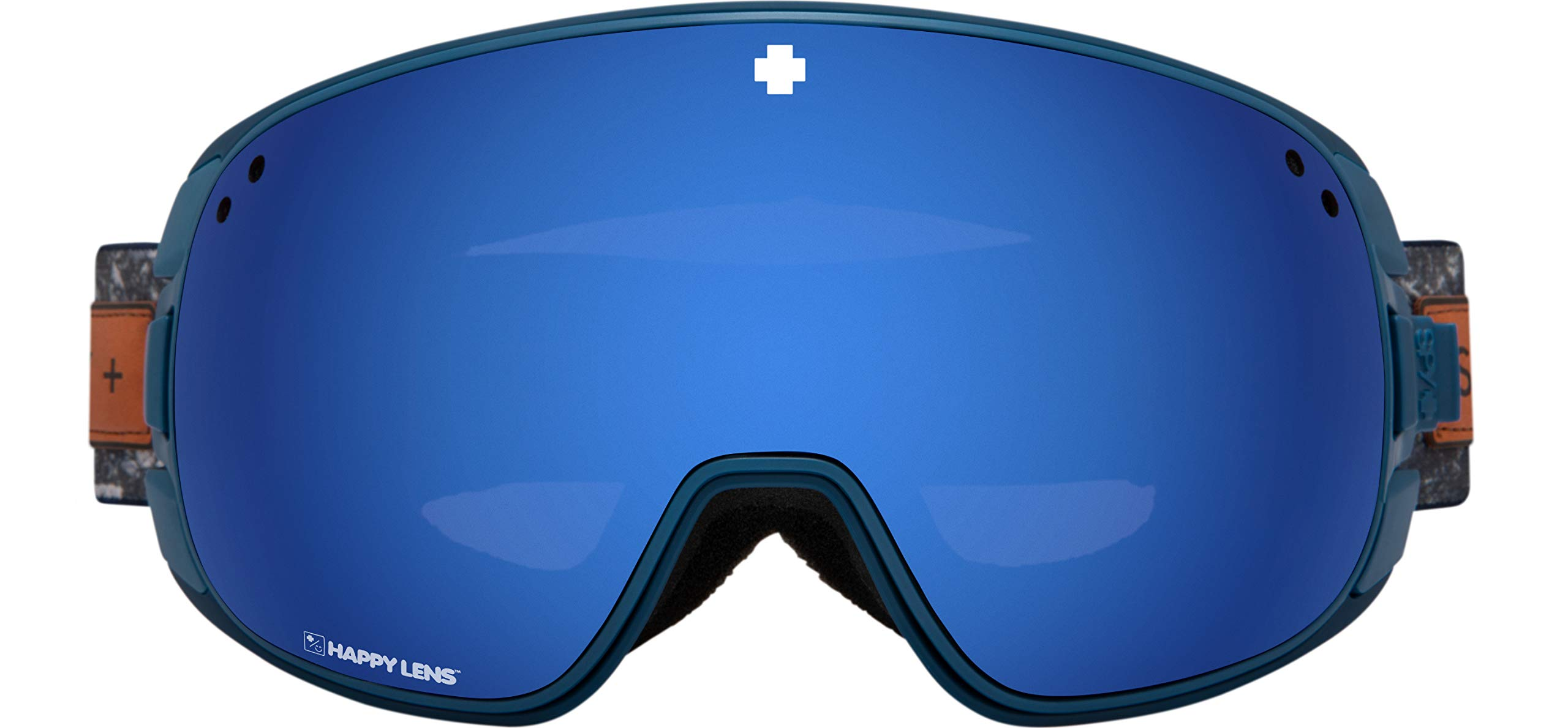 Spy Goggles Medium Sized Navy Happy Spectra