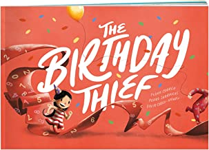 The Birthday Thief Book - Personalized Birthday Book for Children   Wonderbly