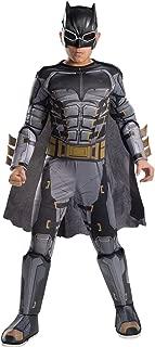 Rubie's Costume Boys Justice League Deluxe Tactical Batman Costume, Small, Multicolor