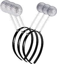 3 Stücke Martian Alien Stirnband Lustig Ball Kopf Bopper für Party Lieferungen und Kostüm Zubehör