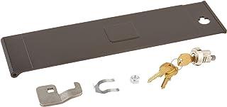 Bronze Salsbury Industries 3354BRZ Replacement Parcel Locker Door and Tenant Lock for Cluster Box Unit Large Parcel Locker with Keys