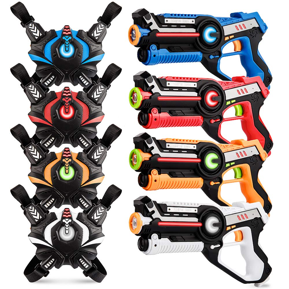 Infrared Upgraded Blasters Activity kidpal