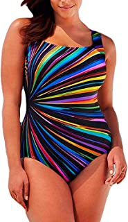 Womens One Piece Swimsuits,American Trends Plus Size Swimsuits Bathing Suits Swimwear