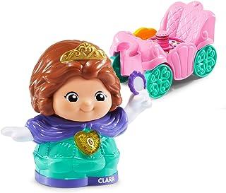VTech Go! Go! Smart Friends Princess Clara and Her Carriage Toy Figure