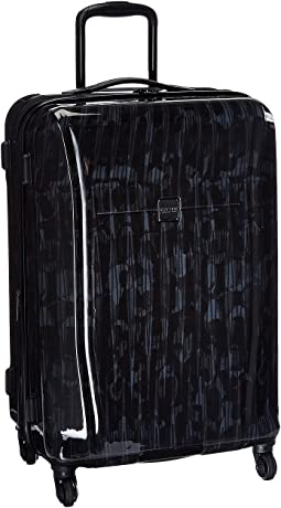 "Kenneth Cole Reaction The Real Collection Hardside - 24"" 4-Wheel Upright"