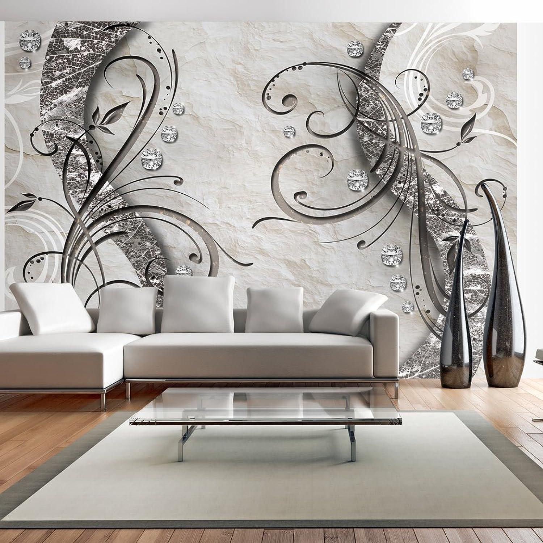 Murando - Fototapete Abstrakt 400x280 400x280 400x280 cm - Vlies Tapete - Moderne Wanddeko - Design Tapete - Wandtapete - Wand Dekoration - Blaumen Blaumenmotiv a-A-0036-a-a B00U7IEMAY 789cca
