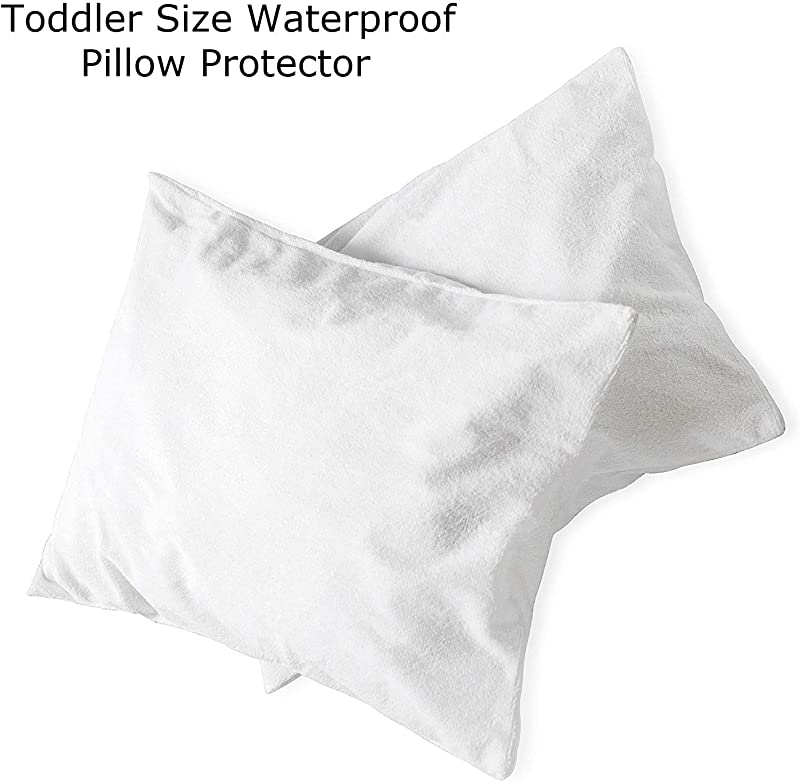 The Pillowcase Toddler Pillow Protectors 1 Pack Waterproof Pillow Protector Pillow Case Cover