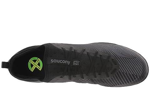 Havok Saucony Citron XC2 BlackGreen Flat 0wrdPw