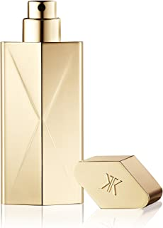 Maison Francis Kurkdjian Globe Trotter Travel Spray Case (To Hold 11ml Refills) - Gold Edition