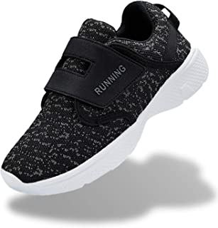 Boys Easy Walk Casual Lightweight Breathable Sneakers...