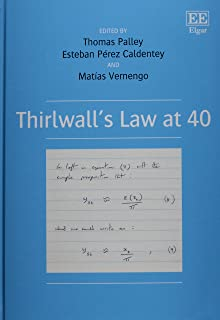 Thirlwall's Law at 40