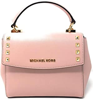 ecd0d257401e Michael Kors Karla Mini Convertible Saffiano Leather Crossbody Handbag