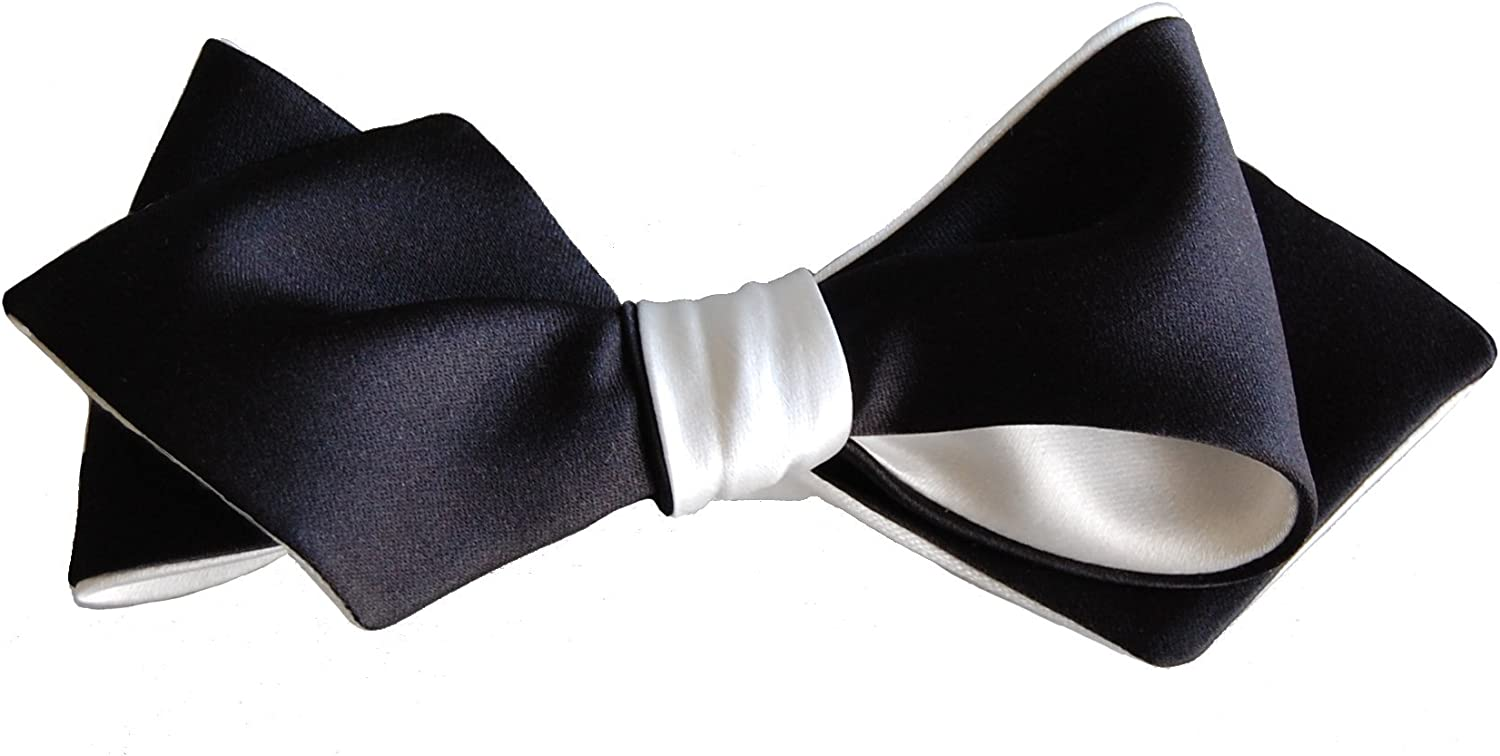 Knot Theory Butterfly, Diamond Point, Batwing Bow Ties