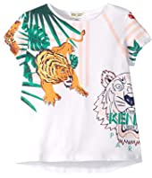 Kenzo Kids - Summer Printed Tee (Toddler/Little Kids)