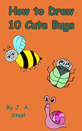 How to Draw 10 Cute Bugs