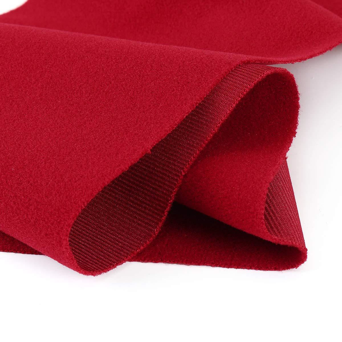 TOPWA - Mantel de billar profesional para mesa de billar de 9 pies, fieltro, 6 tiras de fieltro, accesorios, fieltro de tela para billar, rojo, 2.8x1.42m: Amazon.es: Deportes y aire libre