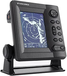Sirimaya Furuno 1623 LCD Radar 2.2 KW 16NM 15 Dome - Automatic Receiver Tuning/Navigation