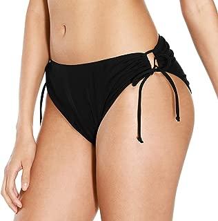 Womens Bikini Bottoms Swim Bottoms Adjustable Side Tie Bathing Suits