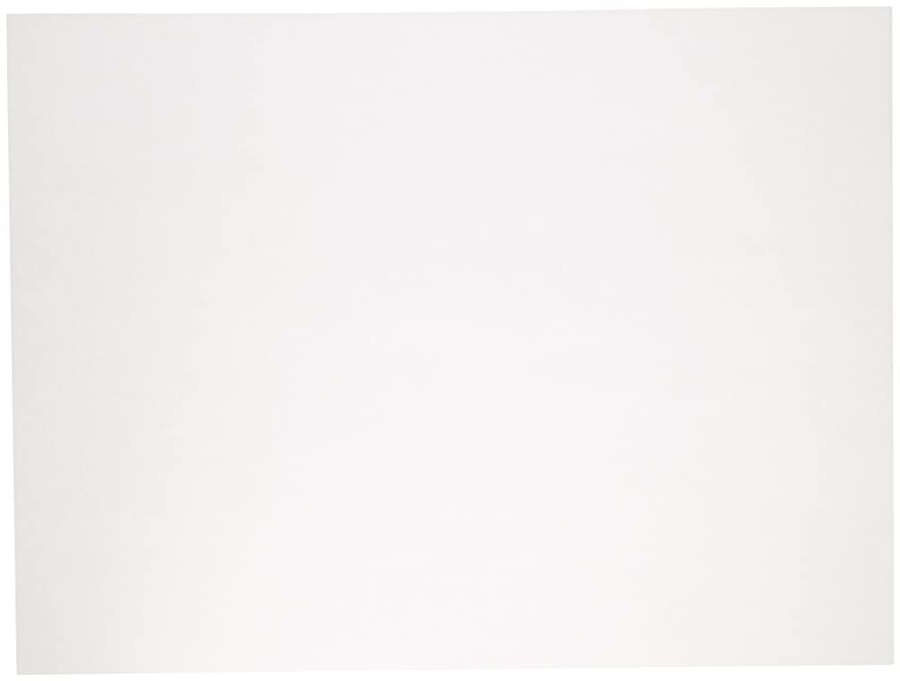 Sax Sulphite Drawing Paper, 60 lb, 18 x 24 Inches, Extra-White, Pack of 500