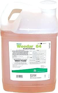 2;4-D Amine - Weedar 64 Herbicide - Active Dimethylamine salt of 2,4-D 46.8% - 2.5 gallons by Growers Solution