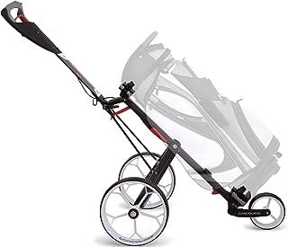 Concourse CBM3 Golf Push Cart Trolley, Compact, Foldable Design