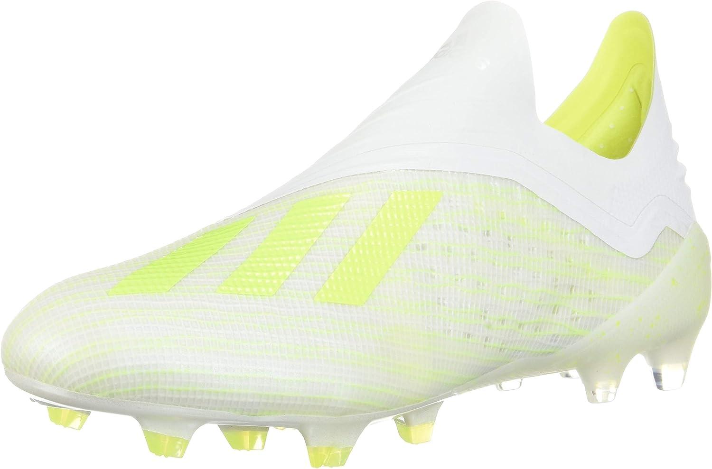 Adidas X 18+ FG (9 Men's US) Off-Weiß