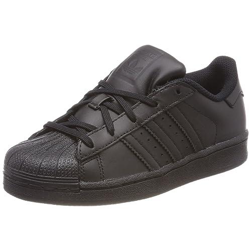 best website 2f44b e36d2 adidas Unisex Kids  Superstar C Gymnastics Shoes