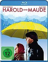 HAROLD & MAUDE - MOVIE [Blu-ray] [1971]