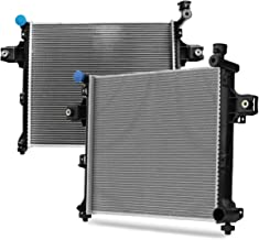 CU2839 Radiator Replacement for Jeep Commander Grand Cherokee 2005 2006 2007 2008 2009 2010 V8 V6 4.7L 3.7L