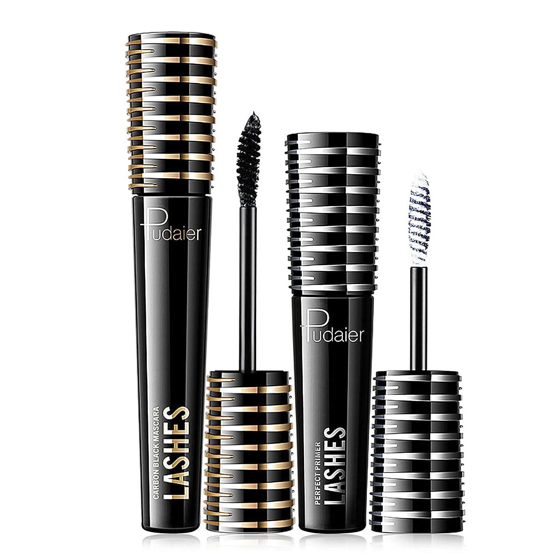 Mascara, Xshows 4D Silk Fiber Lash Mascara Waterproof Smudge-proof Mascara to Extend Eyelash Length and Volume for Long Lasting : Beauty