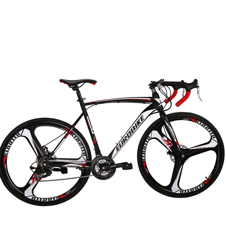 Eurobike Wheels Speed Bicycle Medium