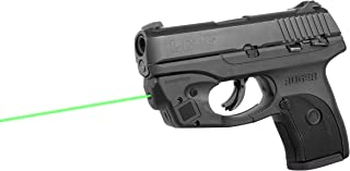 LaserMax CenterFire GS-LC9S-G With GripSense (Green) For Use With Ruger LC9/LC380/LC9s/EC9s