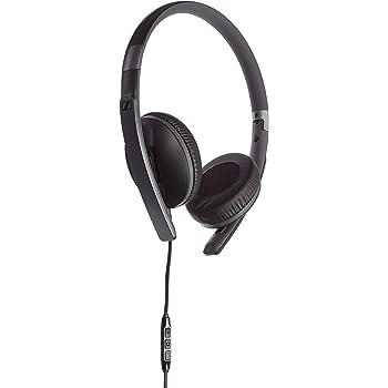 Sennheiser HD 2.30i Black Ear Headphones (Discontinued by Manufacturer)