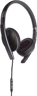 Sennheiser HD 2.30i - Auriculares de Diadema Cerrados (3.5 mm, Compatible con iOS), Color Negro