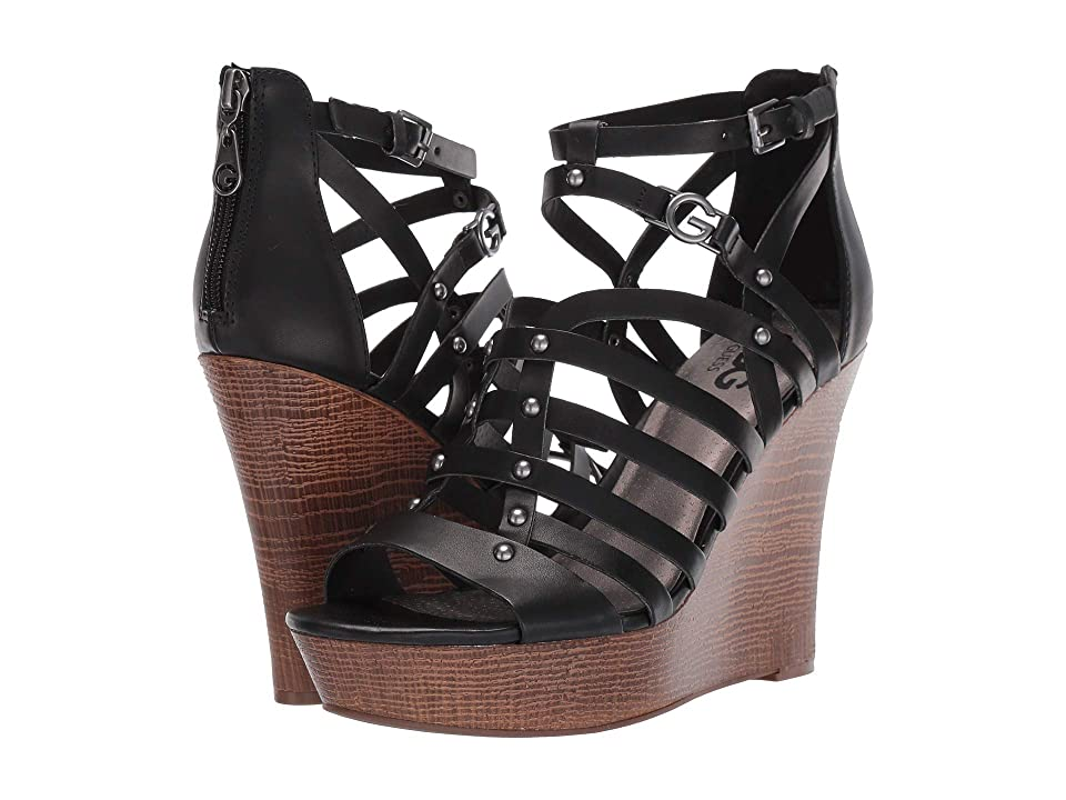 G by GUESS Dezzie (Black) Women